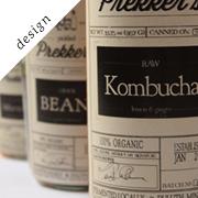 Prekker's: Branding & Identity by Michaela Frokjer