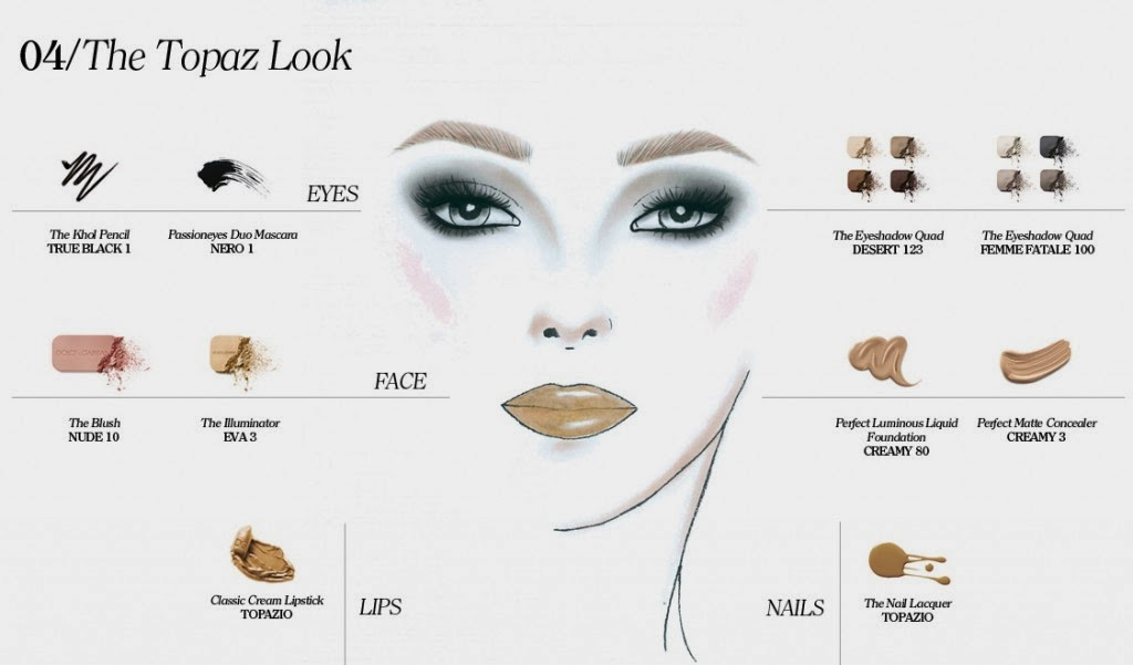 Latest fashion trends christmas and new year party makeup tips 2014 2015 Fashion makeup and style tips