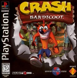 Crash Bandicoot - PS1 - ISO Download
