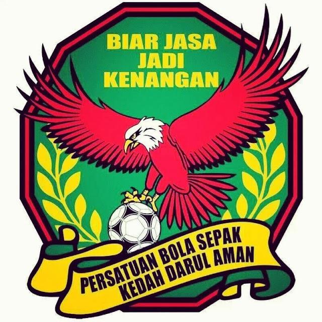 Logo Baru Pasukan Bola Sepak Kedah