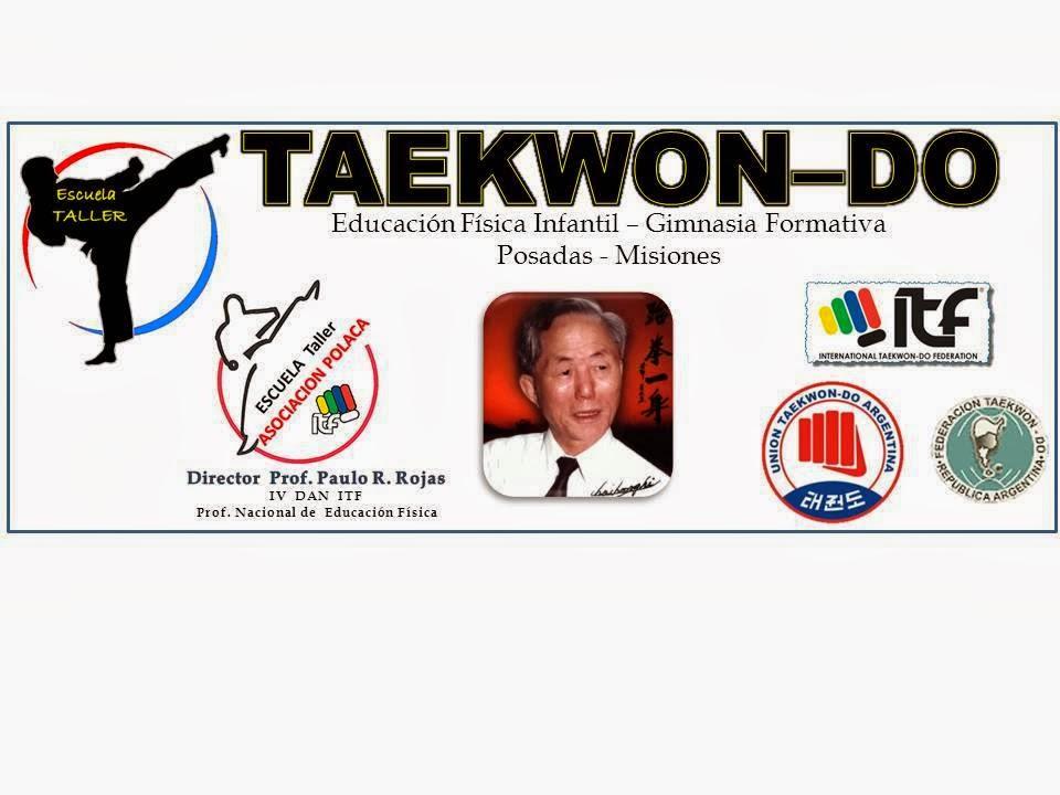 """taller TAEKWON-DO """"Asociación Polaca"""""""