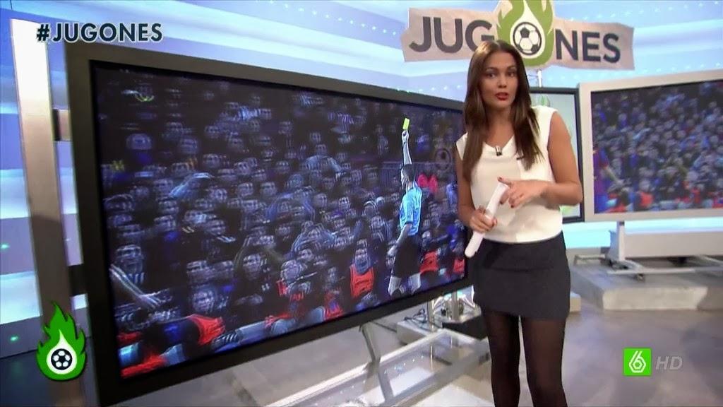 LARA ALVAREZ, JUGONES (16.12.13)