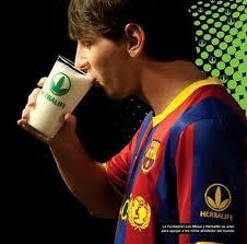 Kalau Messi Minum Untuk Sihat, Kenapa Tidak Anda..!!!