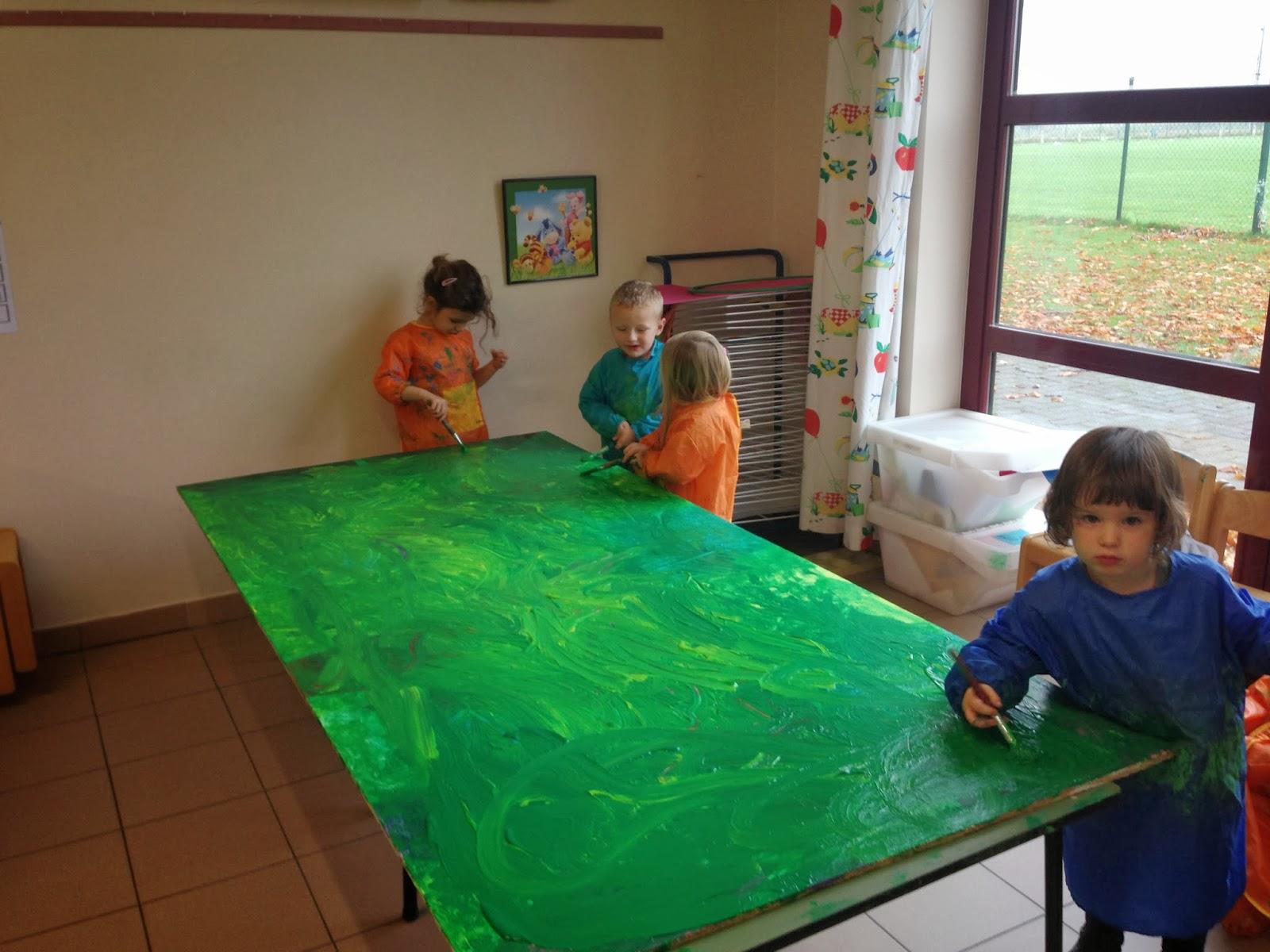 Welkom in de uiltjesklas! : thema indische waterlelies   kleuren ...