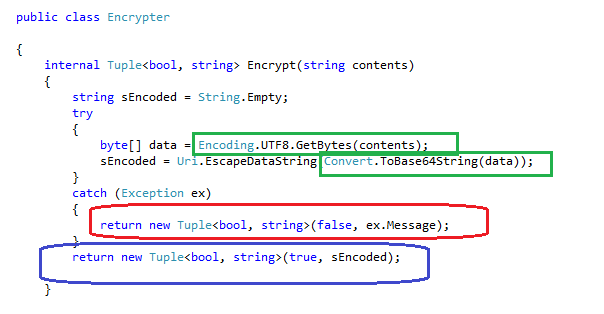 How to do Query Strings Encryption in 5 minutes