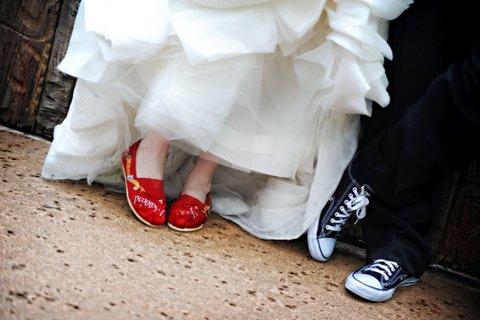 A Walt Disney World Trash the Dress Photo Session!