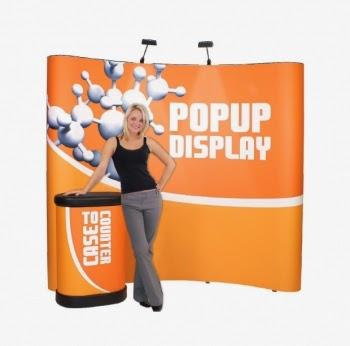 Pop up Display