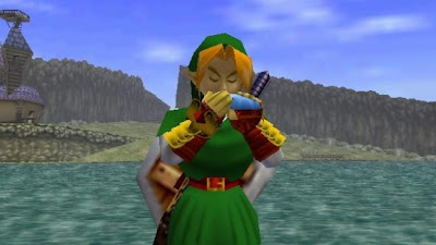 zelda whistle, ocarina, flute, legend of zelda