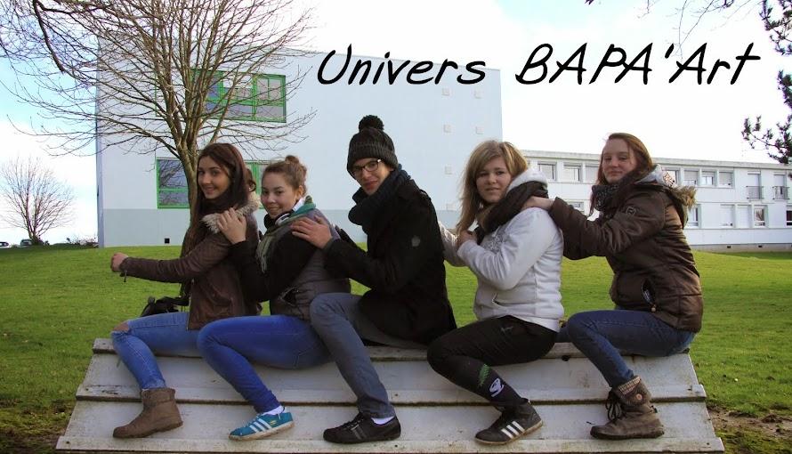 Univers BAPA'ART