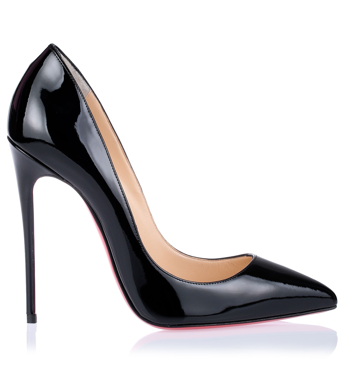 louboutin pigalle follies black