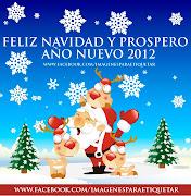 Frases felicitación de Navidad y Año Nuevo 2012 para2012 feliz navidad prospero nuevo