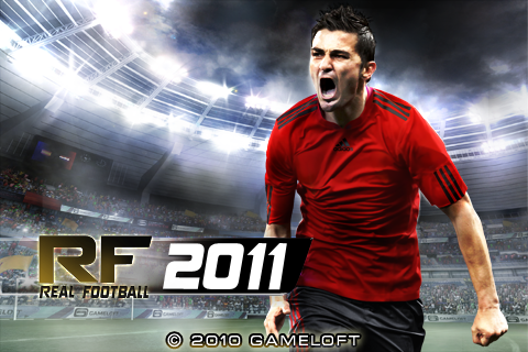 Real Football 2011 hd apk