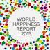 Raporti i Lumturisë Botërore 2015
