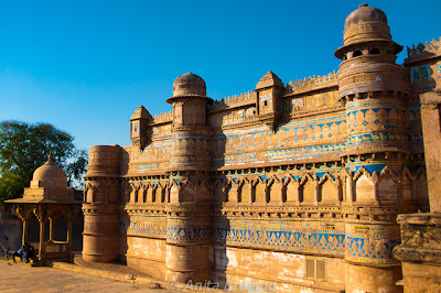 Fortress, Gwalior, India