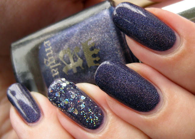 A-England Lady of the Lake, China Glaze Techno