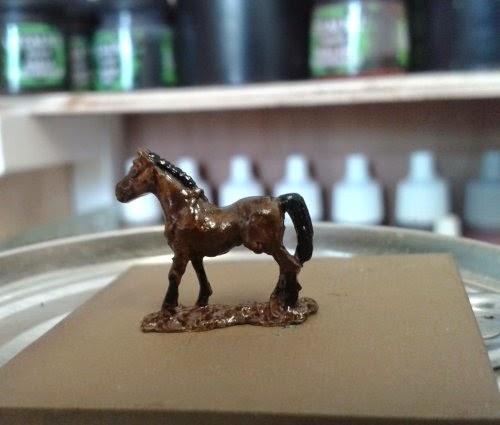 Dark Bay Horses picture 3