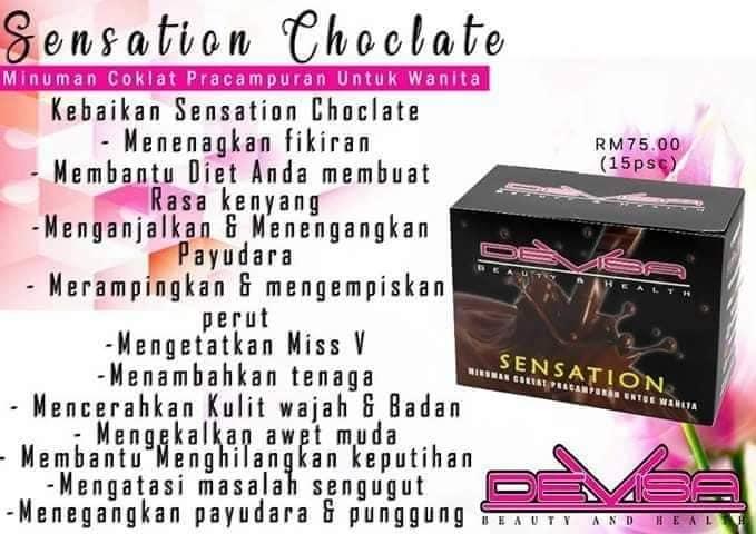 Sensation Coklat