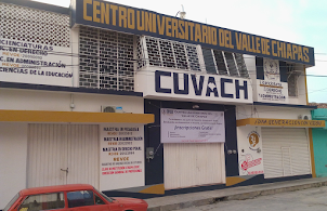 Cuvach campus Tonalá Chiapas