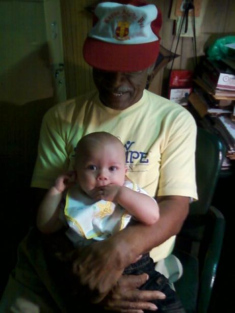 Grandson & Great Grandfather