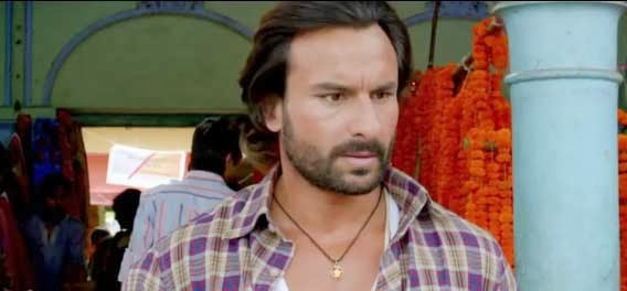 Bullett Raja Title Song - Saif Ali Khan
