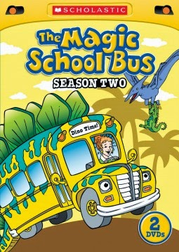 The Magic School Bus: Season Two