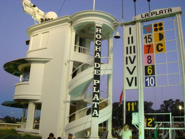 Hipódromo de La Plata, Buenos Aires, Argentina