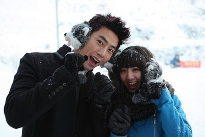 We Got Married: Taecyeon Gui Gui - Cặp đôi quỷ quỷ