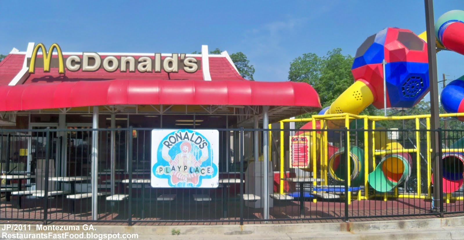 Fast Food Restaurants In Macon Ga