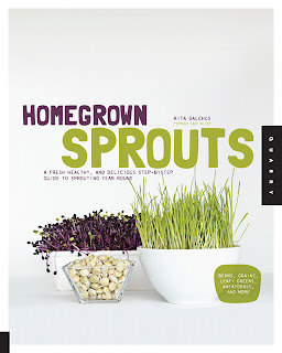 Homegrown Sprouts by Sprout Lady Rita