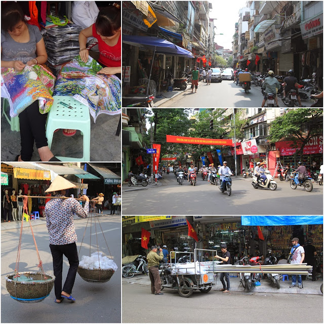 The laid-back lifestyle of the locals in Hanoi, Vietnam