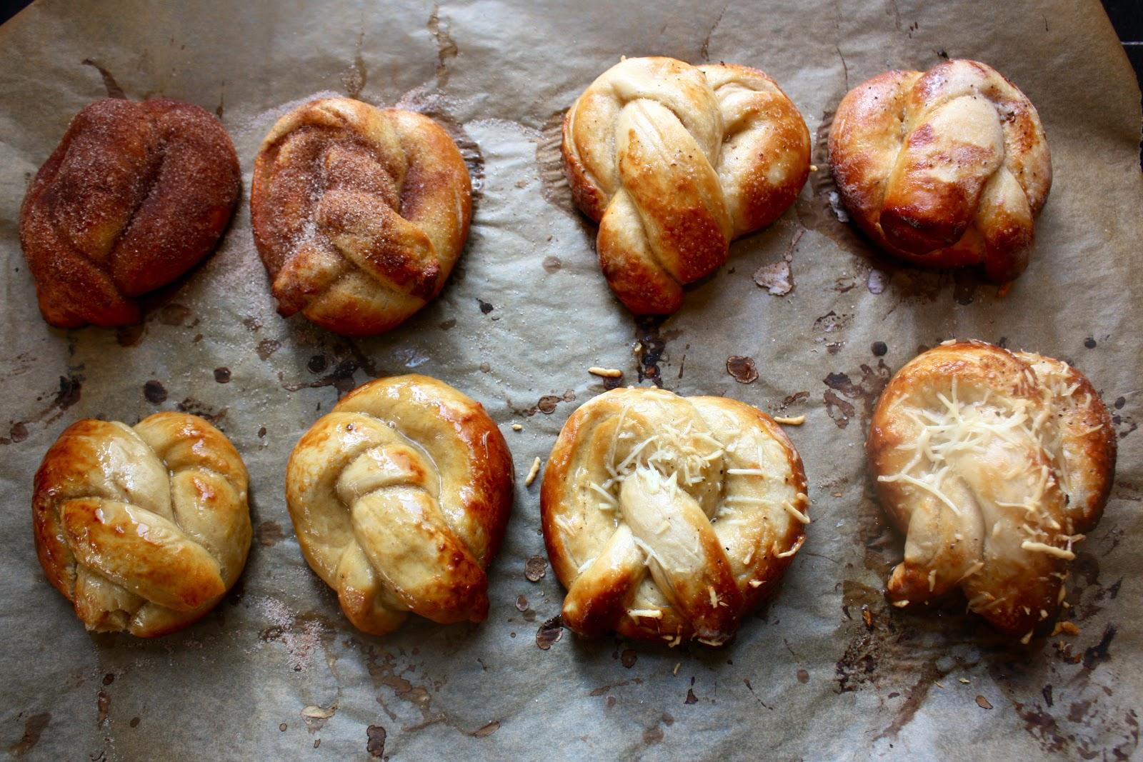 """Cannella Vita: """"gourmet"""" auntie anne's pretzels"""