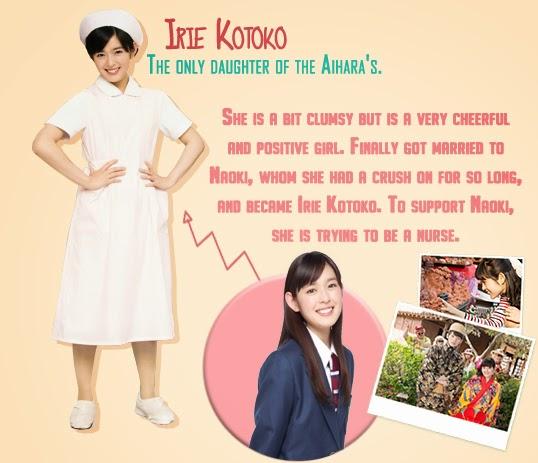 Miki Honoka sebagai Irie Kotoko