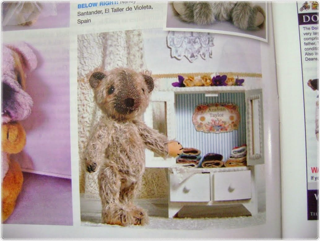 Revista Teddy Bears Time