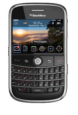 Bahaya Radiasi Ponsel blackberry blod  yang Harus Diketahui