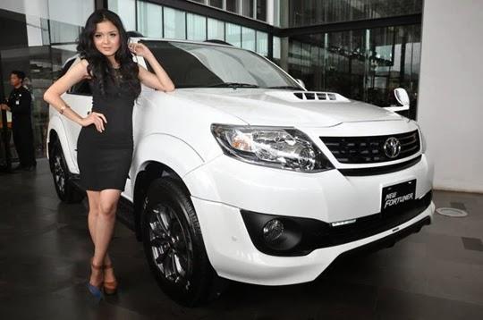 Harga Mobil Toyota Fortuner Baru Tahun 2015, Semarang