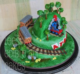 Penang Wedding Cakes By Leesin Thomas Train Cake