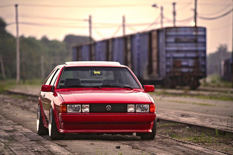 1986 Volkswagen Scirocco 16v Auto Restorationice
