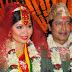 Rajesh Hamal Married to Madhu Bhattarai Images