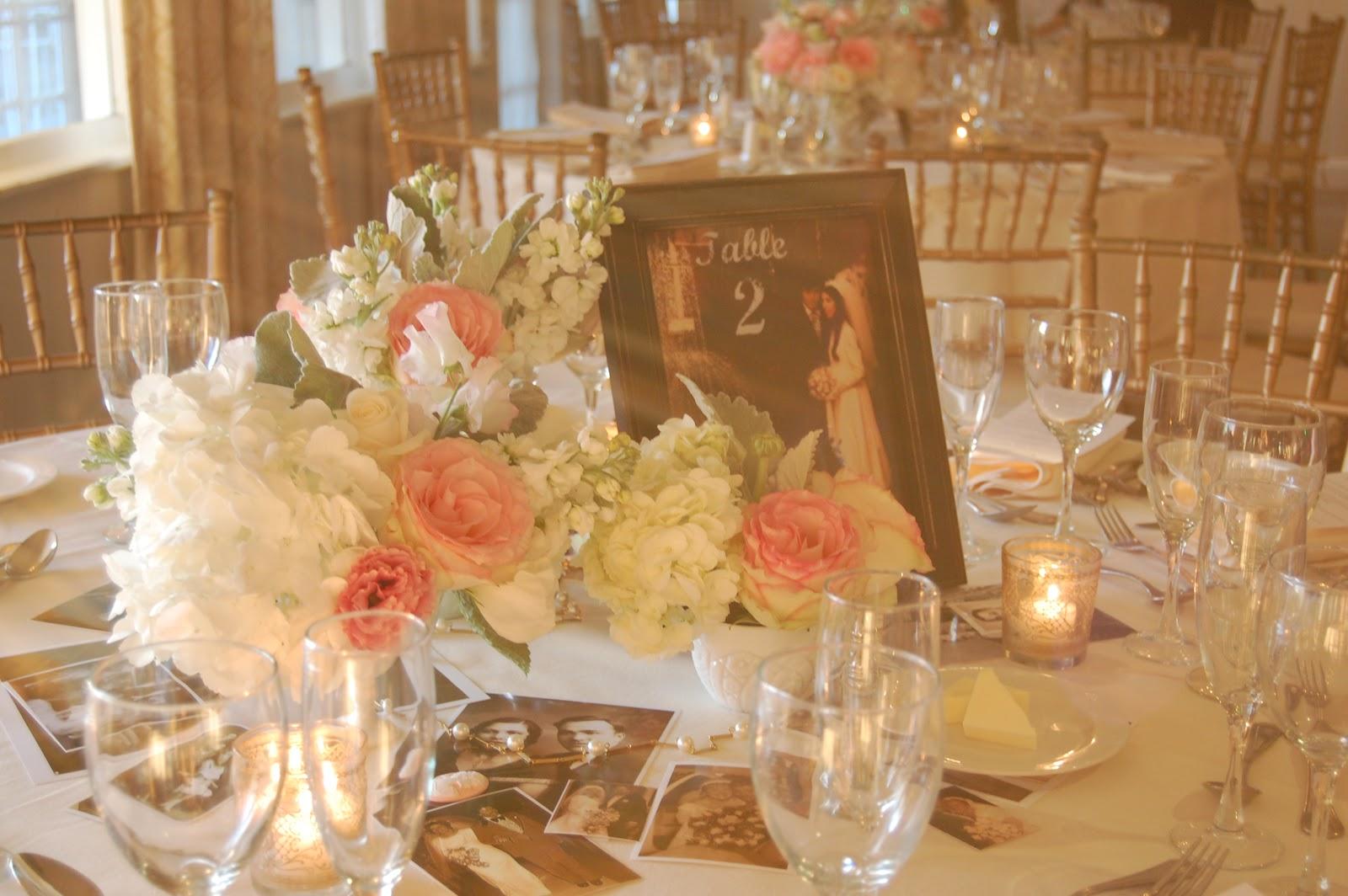 Event Recap Romantic Vintage Wedding