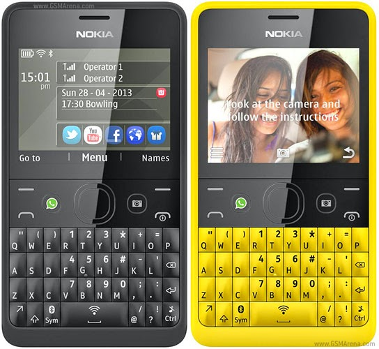 Nokia Asha 210 RM-925 Flash files
