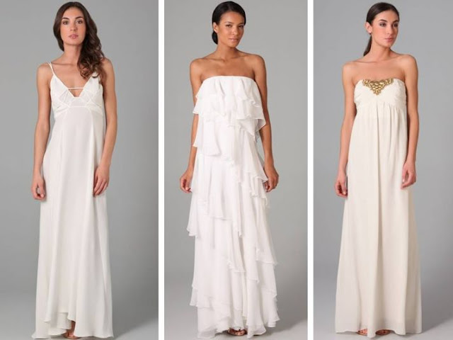 Bridal Gowns For Outdoor Weddings : Choose your fashion style casual wedding dresses for