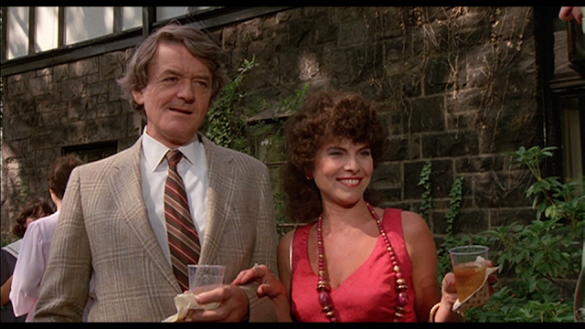 "Henry (Hal Holbrook) and Wilma ""Billie"" (Adrienne Barbeau) Northrup in CREEPSHOW (1982)"