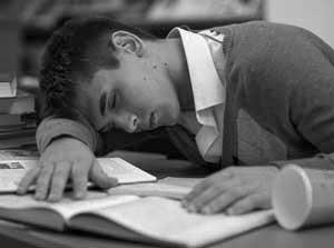 Tips mengatasi agar tidak mengantuk saat bekerja
