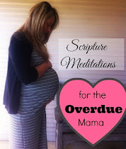 Scripture Meditations for the Overdue Mama