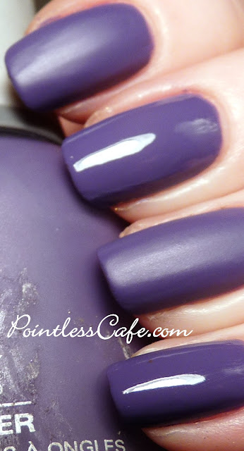 Orly Purple Pleather