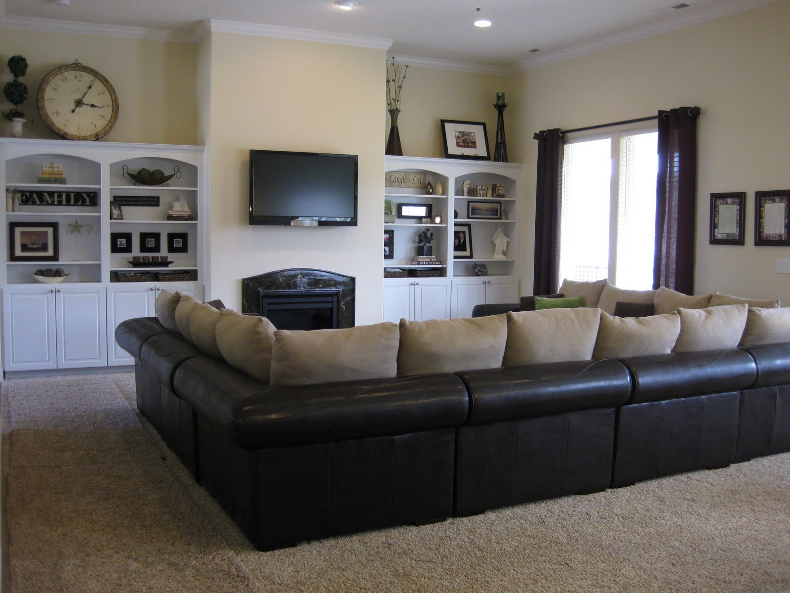 Cottonwood springs home for sale 459 000 for Best carpet for basement family room