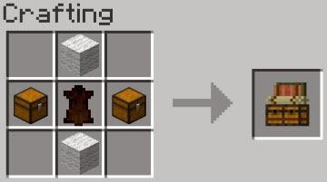 Mo' Creatures Crafting elefantes Minecraft mod