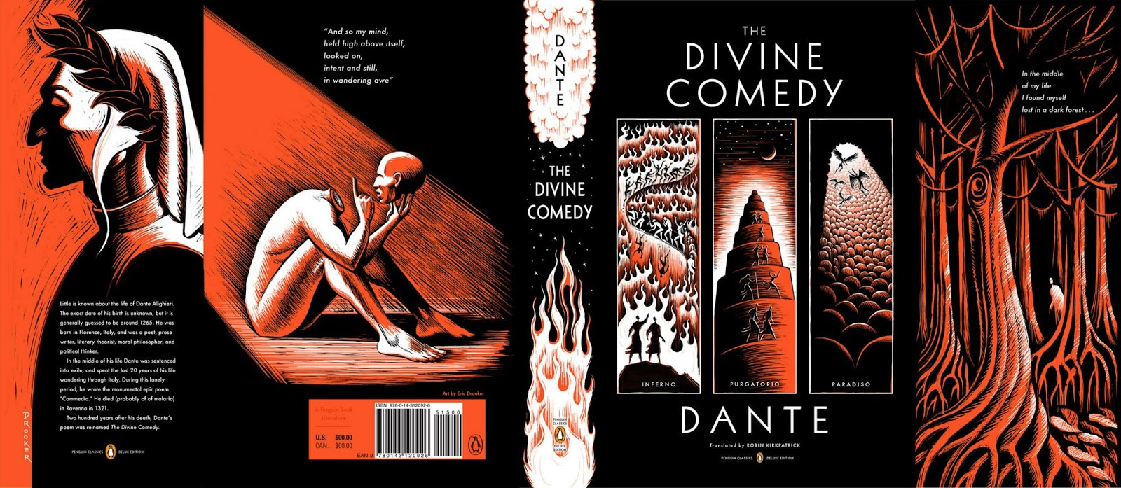 divine comedy book report The divine comedy: volume 1: inferno:  whom he called beatrice,including la vita nuova and the divine comedy  an absolutely gorgeous book,.