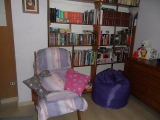 DD's room.