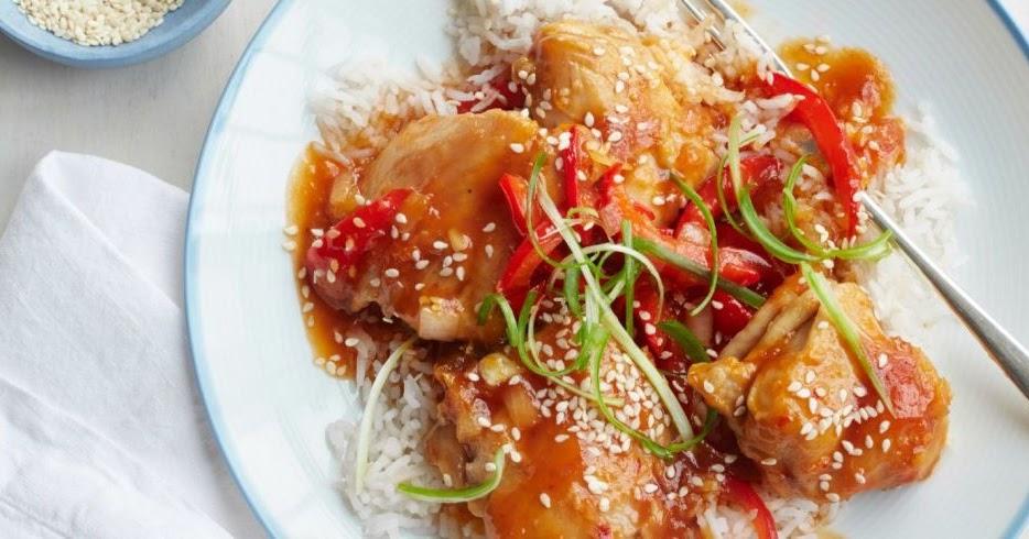 Dinner recipes - Sesame Chicken